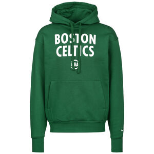 NBA Boston Celtics Essential Courtside Edition Kapuzenpullover Herren, grün / weiß, zoom bei OUTFITTER Online