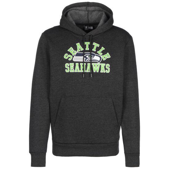 NFL Seattle Seahawks Wordmark Kapuzenpullover Herren, grau, zoom bei OUTFITTER Online