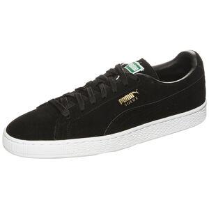 Suede Classic+ Sneaker, Schwarz, zoom bei OUTFITTER Online