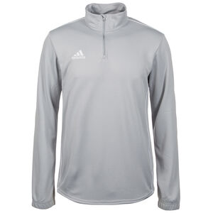 Core 18 Trainingsshirt Herren, grau / weiß, zoom bei OUTFITTER Online