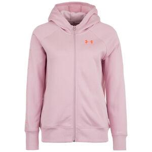 Rival Fleece Sportstyle Kapuzenjacke Damen, rosa, zoom bei OUTFITTER Online
