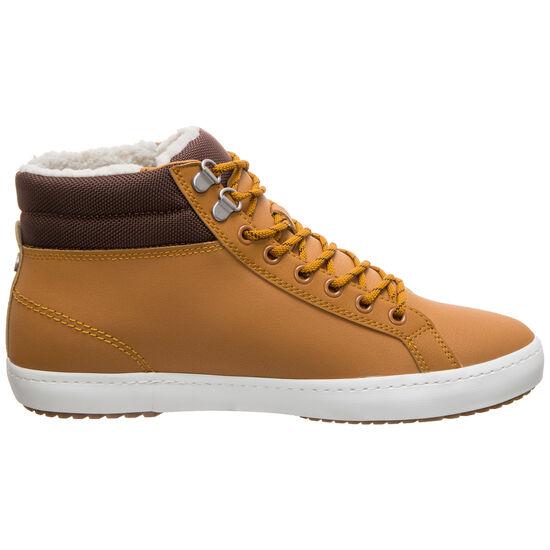Straightset Thermo Sneaker Herren, hellbraun / braun, zoom bei OUTFITTER Online