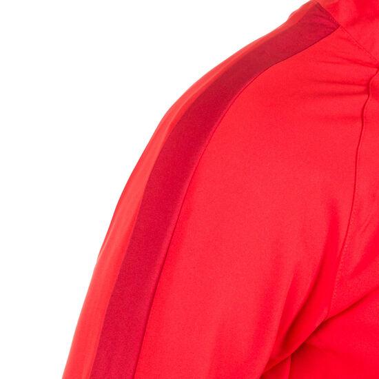 Dry Academy 18 Präsentationsanzug Herren, rot / schwarz, zoom bei OUTFITTER Online