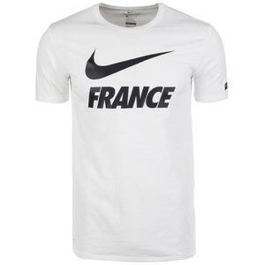 Frankreich Dry T-Shirt WM 2018 Herren, weiß / dunkelblau, zoom bei OUTFITTER Online