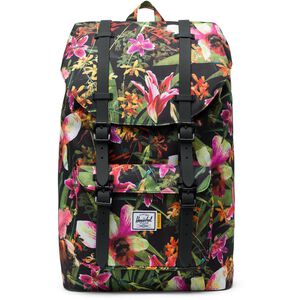 Little America Mid-Volume Rucksack, bunt, zoom bei OUTFITTER Online