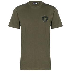 NFL Las Vegas Raiders Digi Camo T-Shirt Herren, dunkelgrün, zoom bei OUTFITTER Online