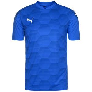 teamFinal 21 Graphic Fußballtrikot Herren, blau, zoom bei OUTFITTER Online