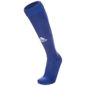 Santos 18 Sockenstutzen, blau / weiß, zoom bei OUTFITTER Online