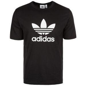 Trefoil T-Shirt Herren, schwarz, zoom bei OUTFITTER Online