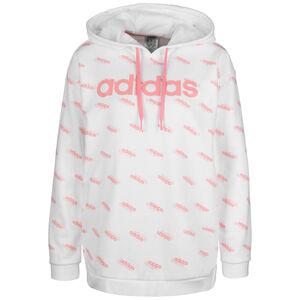 Core Favorites Hoodie Damen, weiß / pink, zoom bei OUTFITTER Online
