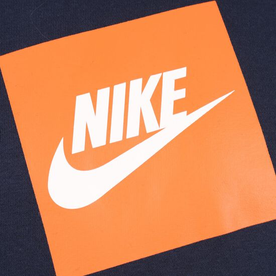 Sportswear Fleece Kapuzenpullover Herren, dunkelblau, zoom bei OUTFITTER Online