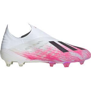 X 19+ FG Fußballschuh Herren, weiß / pink, zoom bei OUTFITTER Online