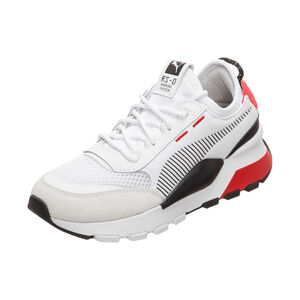 RS-0 Winter Toys INJ Sneaker Kinder, weiß / rot, zoom bei OUTFITTER Online