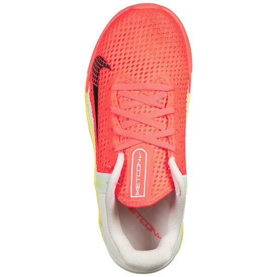 Metcon 6 Trainingsschuh Damen, orange / gelb, zoom bei OUTFITTER Online