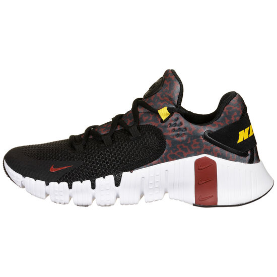 Free Metcon 4 Trainingsschuh, schwarz / rot, zoom bei OUTFITTER Online