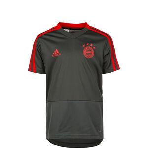 FC Bayern München Trainingsshirt Kinder, Grau, zoom bei OUTFITTER Online