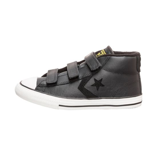 Star Player 3V Mid Sneaker Kinder, schwarz, zoom bei OUTFITTER Online