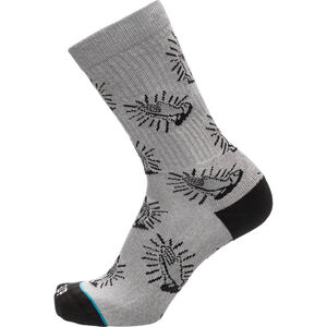 Foundation Bless Up Socken, Grau, zoom bei OUTFITTER Online