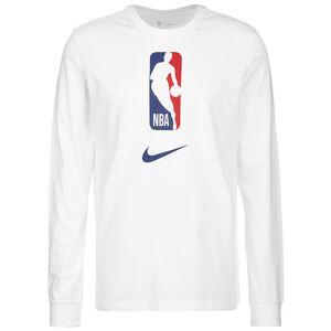 NBA Team 31 Longsleeve Herren, weiß, zoom bei OUTFITTER Online