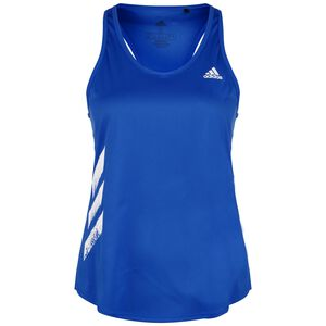 Own the Run 3-Stripes Lauftop Damen, hellblau, zoom bei OUTFITTER Online