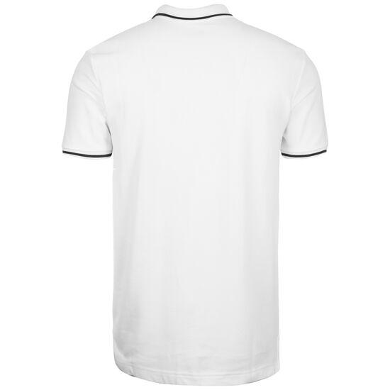 Polo TM Club19 SS Poloshirt Herren, weiß / schwarz, zoom bei OUTFITTER Online