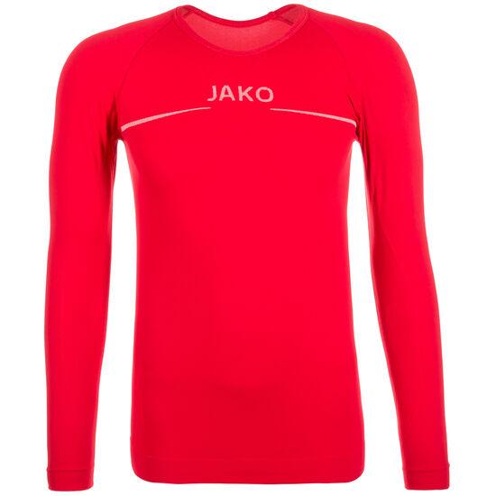 Comfort Trainingsshirt Herren, Rot, zoom bei OUTFITTER Online