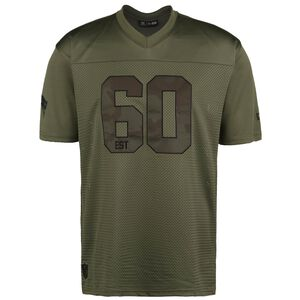 NFL New England Patriots Camo Est Date T-Shirt Herren, oliv, zoom bei OUTFITTER Online
