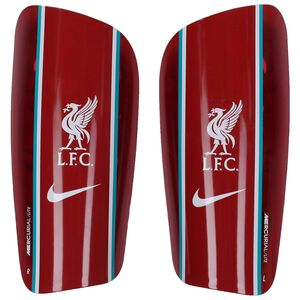 FC Liverpool Mercurial Lite Schienbeinschoner, rot / weiß, zoom bei OUTFITTER Online