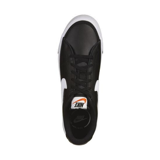 Court Legacy Sneaker Kinder, schwarz / weiß, zoom bei OUTFITTER Online