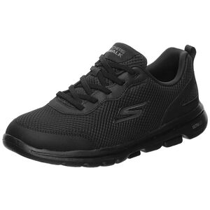 GOwalk 5 Guardian Walkingschuh Damen, schwarz, zoom bei OUTFITTER Online