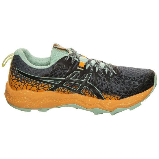 FujiTrabuco Lyte Trail Laufschuh Herren, dunkelgrau / orange, zoom bei OUTFITTER Online