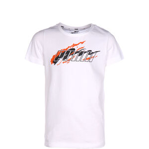Alpha Holiday T-Shirt Kinder, weiß, zoom bei OUTFITTER Online