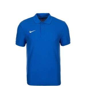 Core Poloshirt Kinder, blau / weiß, zoom bei OUTFITTER Online