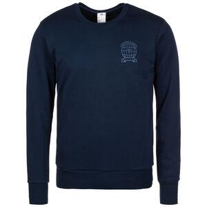 Manchester United Graphic Sweatshirt Herren, Blau, zoom bei OUTFITTER Online