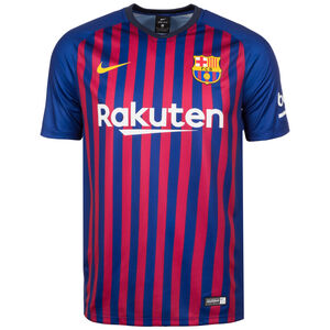 FC Barcelona Breathe Trainingsshirt Herren, Blau, zoom bei OUTFITTER Online