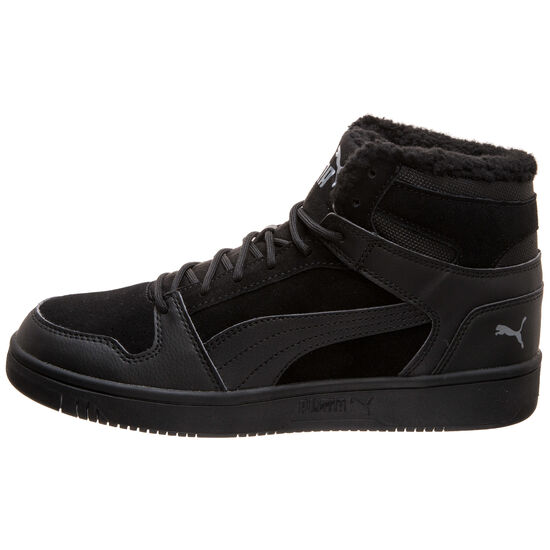 Rebound LayUp SD Fur Sneaker Herren, schwarz, zoom bei OUTFITTER Online