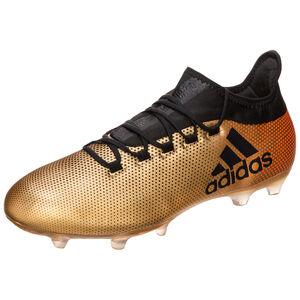X 17.2 FG Fußballschuh Herren, Gold, zoom bei OUTFITTER Online