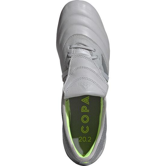 Copa Gloro 20.2 FG Fußballschuh Herren, grau / silber, zoom bei OUTFITTER Online