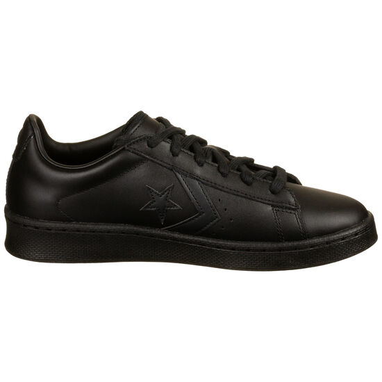 Pro Leather OX Sneaker, schwarz, zoom bei OUTFITTER Online
