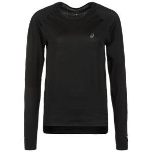 Seamless Laufshirt Damen, schwarz, zoom bei OUTFITTER Online