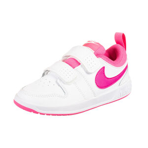 Pico 5 Sneaker Kinder, weiß / pink, zoom bei OUTFITTER Online
