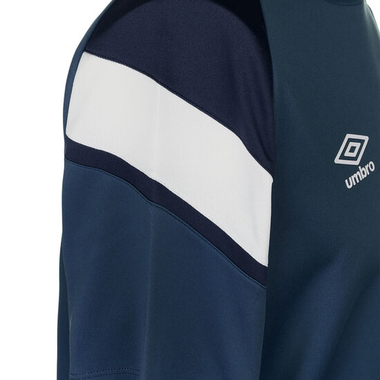 Training Jersey Trainingsshirt Herren, dunkelblau / weiß, zoom bei OUTFITTER Online