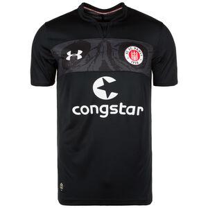 FC St. Pauli Trikot 3rd 2018/2019 Herren, Schwarz, zoom bei OUTFITTER Online
