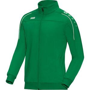 Classico Polyester Trainingsjacke Herren, grün / weiß, zoom bei OUTFITTER Online