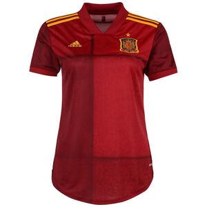 FEF Spanien Trikot Home EM 2020 Damen, rot / gelb, zoom bei OUTFITTER Online
