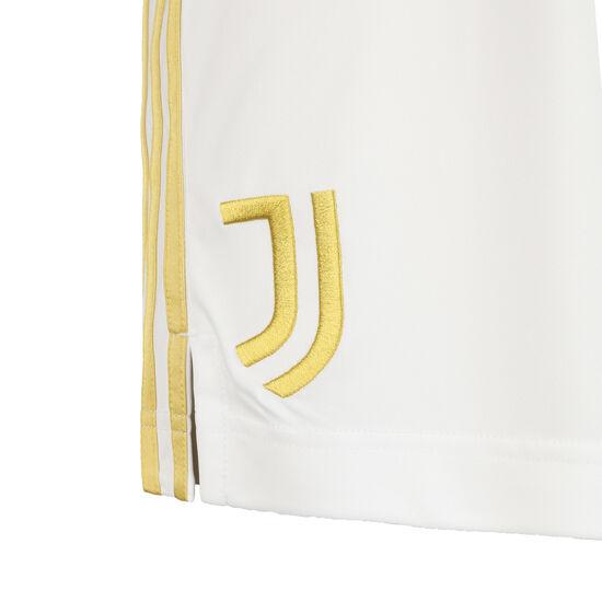 Juventus Turin Short Home 2020/2021 Herren, weiß / gold, zoom bei OUTFITTER Online