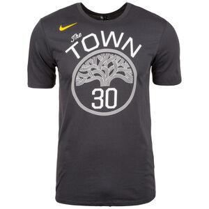 Stephen Curry Golden State Warriors Basketballshirt Herren, Schwarz, zoom bei OUTFITTER Online