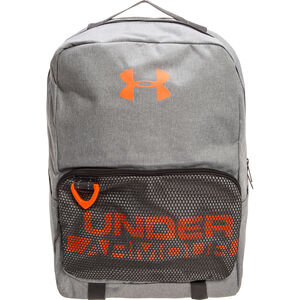 Armour Rucksack Kinder, grau / orange, zoom bei OUTFITTER Online