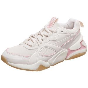 Nova 2 Suede Sneaker Damen, beige / rosa, zoom bei OUTFITTER Online