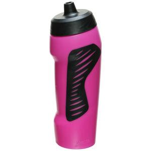 Hyperfuel Squeeze Trinkflasche, pink / grün, zoom bei OUTFITTER Online
